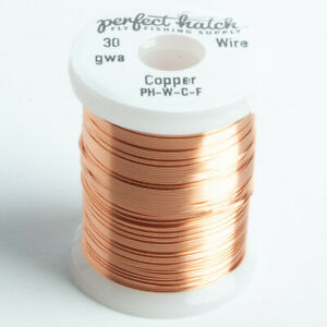 Perfect Hatch Spooled Wire for Fly Tying