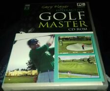 Gary Player Interactive Golf Master VideoGames pc cd rom BRAND NEW AND SEALED