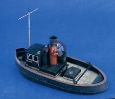 Verlinden 1/35 River - Harbor Tugboat (Tug) WWII [Resin Boat Model kit] 2375