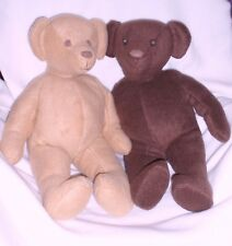 Traditional Teddy Bear Sewing Pattern 18 Inch & Clothes - Easy Pattern