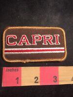 CAPRI Advertising Patch 89K8