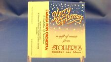 CANADA POPS ORCHESTRA - Stollery's: A Tradition Of Christmas /NEAR MINT Cassette