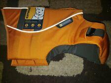 Ruffwear Float Coat Dog Life Jacket Medium M Wave Orange 27-32 in. New w Tags