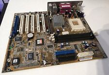ASUS A7V8X Socket A 462 DDR AGP Motherboard Mainboard /w i/o Shield