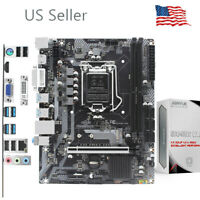 B250 motherboard LGA 1151 support Intel Core/Pentium i3/i5/i7 series CPU DDR4