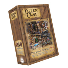 Mantic Games Terrain Crate: Dungeon Depths (MGTC104)