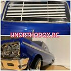 Rear Window Blinds / Shades (For Lowrider Sixty Four Redcat RC SixtyFour Impala)