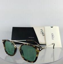 3e9c9d32a502 Brand New Authentic Fendi FF 0224 S Sunglasses 2IKQT Tortoise 48mm Frame  0224