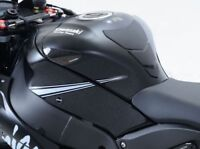 R&G Tank Traction Grip for Kawasaki ZX10R 2016- Black