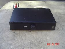 Niles TVC-1 Tabletop Volume Control Stereo Speaker Pair Volume Control