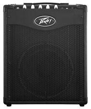 "Peavey Max 112 200w Ported Bass Guitar Amplifier Combo Amp w/12"" Speaker+Tweeter"