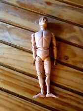 Vintage 1970's action man figure