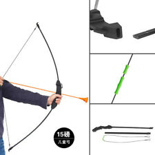 """15lbs 45.2"""" Archery Takedown Recurve Bow for Kids Child Youth Shooting Practice"""