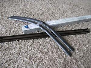 GENUINE Mercedes W204 Wiper Blade set front LHD