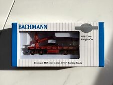 Bachmann 1/87 Ho Scale Canadian Pacific Old Time Mow Derrick Car # 16417 F/S