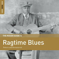 Various Artists : The Rough Guide to Ragtime Blues: Reborn and Remastered CD