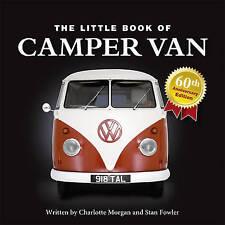 """VERY GOOD"" Little Book of Camper Van (Little Books), Morgan, Charlotte, Book"