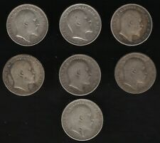 More details for edward vii silver threepence coins   british coins   pennies2pounds