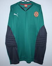 Motherwell Scotland goalkeeper shirt #24 Puma Size XL