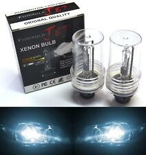 HID Xenon D2R Two Bulbs Head Light 6000K White Bi-Xenon Replace Lamp Low Beam