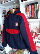 Sunderland Winter Football Tracksuit Training Top Jacket  Official Merchandise