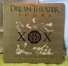 Score: XOX - 20th Anniversary World Tour Live with the Octavarium Orchestra...