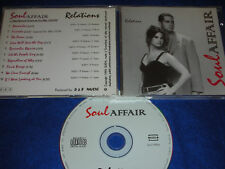 CD SOUL AFFAIR relations DANKNER rochester EARLEY bynoe