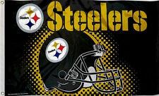 Pittsburgh Steelers Flag rico pittsburg banner 3x5 ft New nfl au
