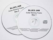 32 Blues Jam Guitar or harmonica Backing Tracks