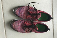 nike roshe Flynit in great condition and only worn 5 times
