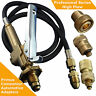 LPG Filler Gun & Hose Plus  Adapters