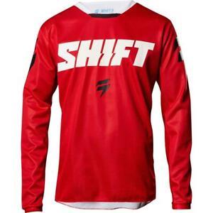 SHIFT 2018 whit3 label 97 mx kit - red/ white/ black