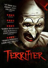 Terrifier (2017) Horror Movie Poster Art Print Wall Home Room Decor