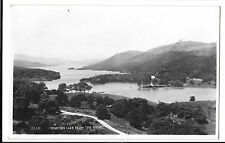 Coniston Lake From the Pinnel RP PPC by Sankeys of Barrow in Furness, 1940 PMK