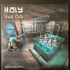 Kaly Live Dub ‎CD Hydrophonic - Promo - France (EX+/M)