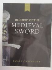 Records of the Medieval Sword - 381 black and white illustrations