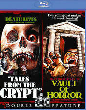 Tales from the Crypt/Vault of Horror. Brand new sealed Blu-ray. FREE SHIPPING