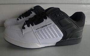 Osiris Shoes  - Protocol XPD - White Black