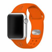 San Francisco Giants Debossed Silicone Apple Watchband