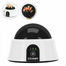 New Nail Art Electric Steam off Gel Polish Removal Machine Steamer Professional