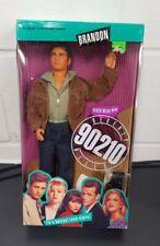 Beverly Hills 90210 Brandon Doll Sealed 1991 Mattel NIB TV Series BRANDON WALSH