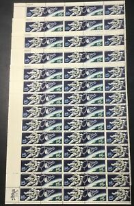 LOT 10 Sheets Scott #1569-70 Apollo-Soyuz + Accomplishment Space Gemini #1331-32