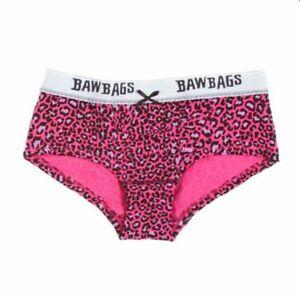 BawBags Birds Pants Hipster Womens Boyfriend Briefs