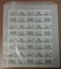 """25 NEW 10"""" x 11"""" Glassine Bags Serrated Open End"""