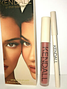 KENDALL BY KYLIE Cosmetics LIP BLUSH KIT Sister Sister MATTE LIPSTICK And LINER