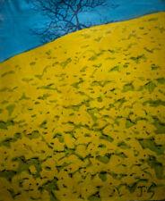 J. Smol | Russischer Impressionismus - Ölbild Leinwand Ölgemälde Bild Gemälde