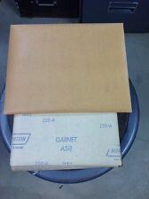 75 Sheets of Norton Sandpaper Garnet A511 9x 11