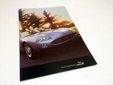 2002 Jaguar XK8 XKR Coupe Convertible Brochure