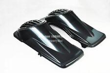 Saddlebag Slope 6x9 Inch Speaker Lids for 93-13 Harley Davidson Touring Bagger