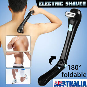 Professional Electric Back Hair Shaver Remover Clipper Shaving Trimme